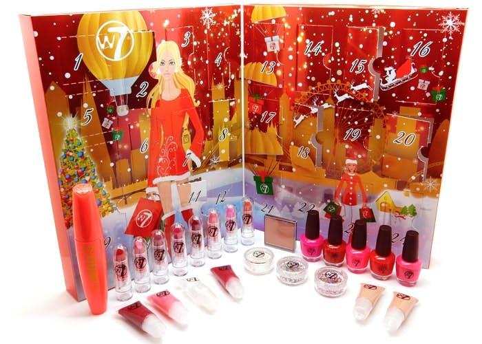 w-beauty-advent-calendar-contents