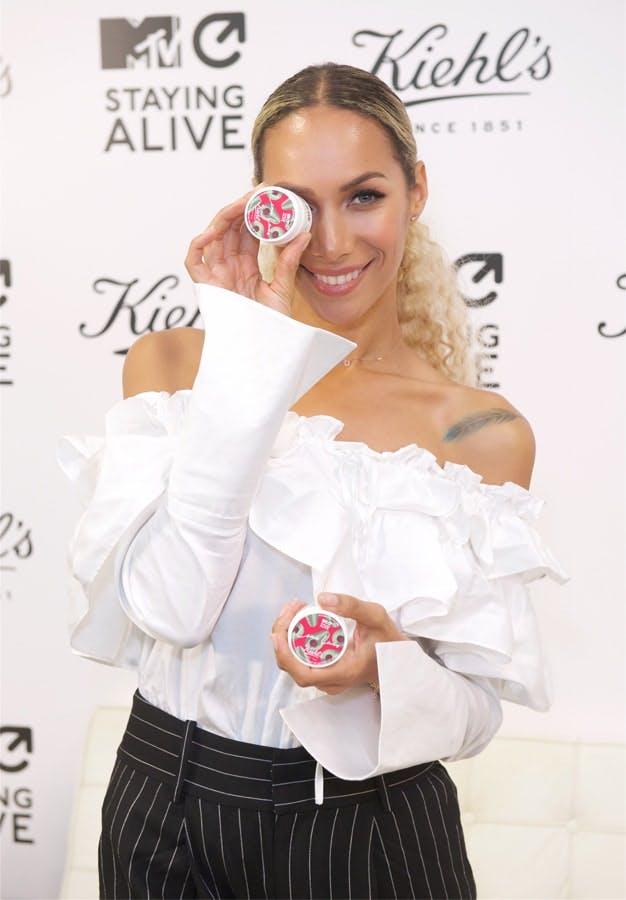 Leona Lewis for Kiehl's