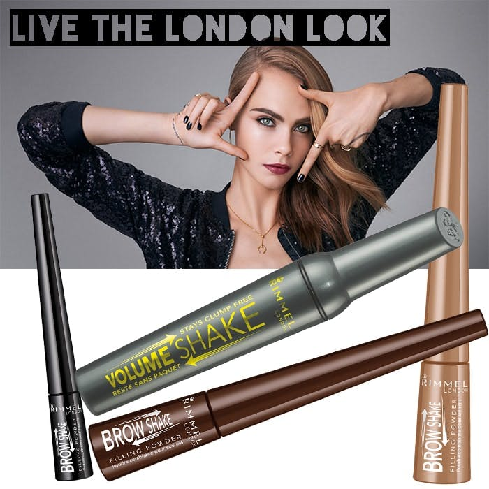 Live the London Look with Rimmel