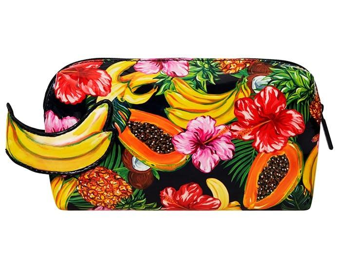 MAC Fruity makeup bag