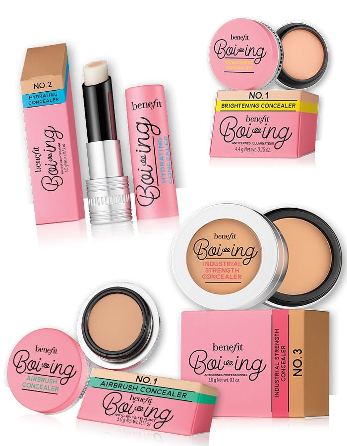 Benefit Boi-ing - new concealer, new packaging