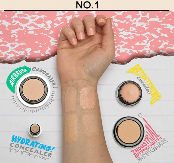Benefit's new Boi-ing Concealers