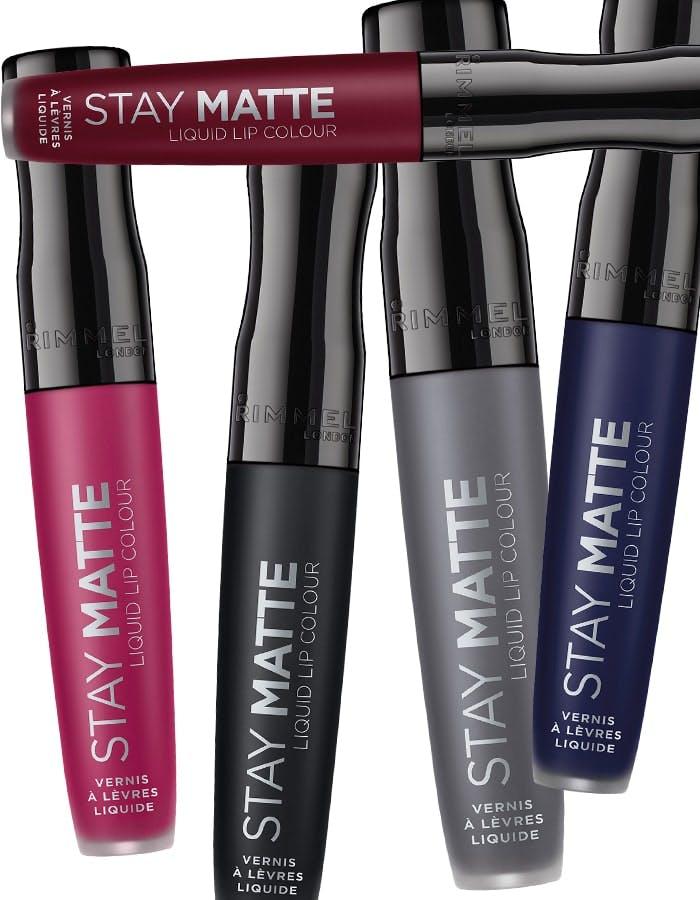 Rimmel Stay Matte Lips