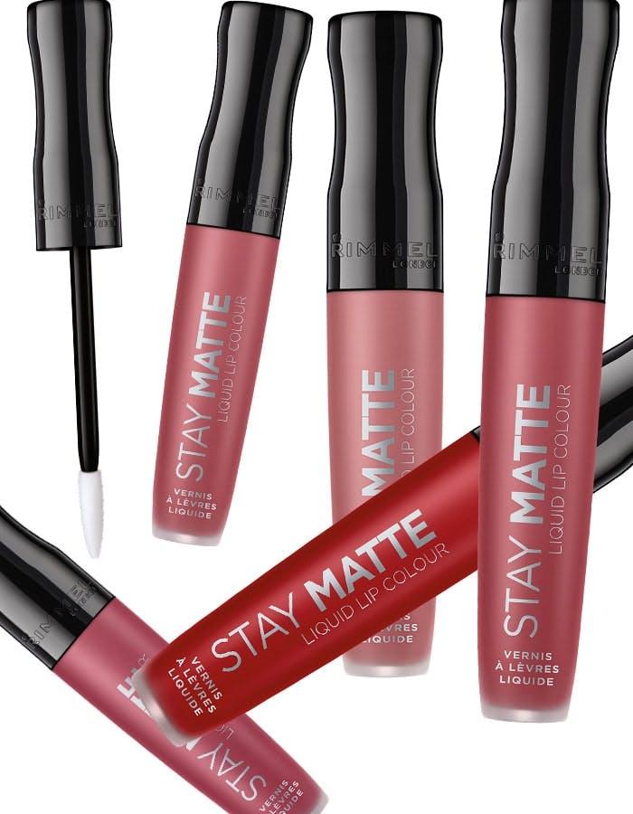 Rimmel Stay Matte Liquid Lips