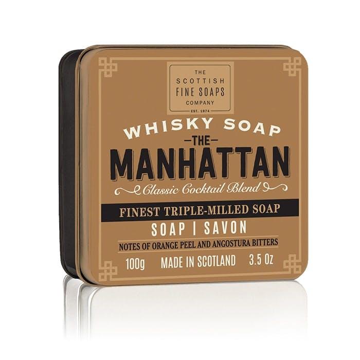 Scottish Fine Soaps Manhattan Cocktail Soap