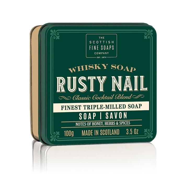 Scottish Fine Soaps Whisky Soaps Rusty Nail