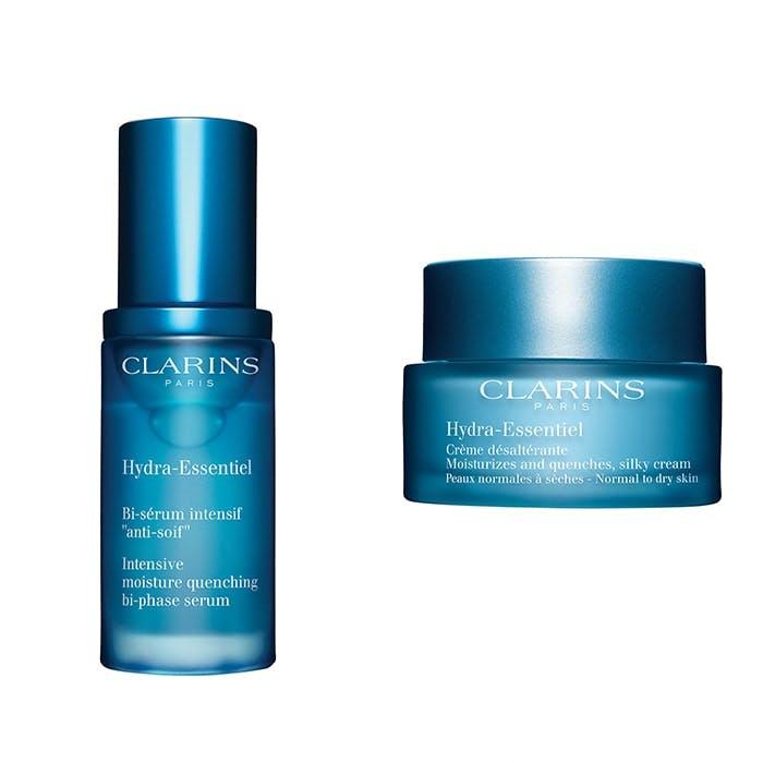 Clarins Hydra-Essentiel range