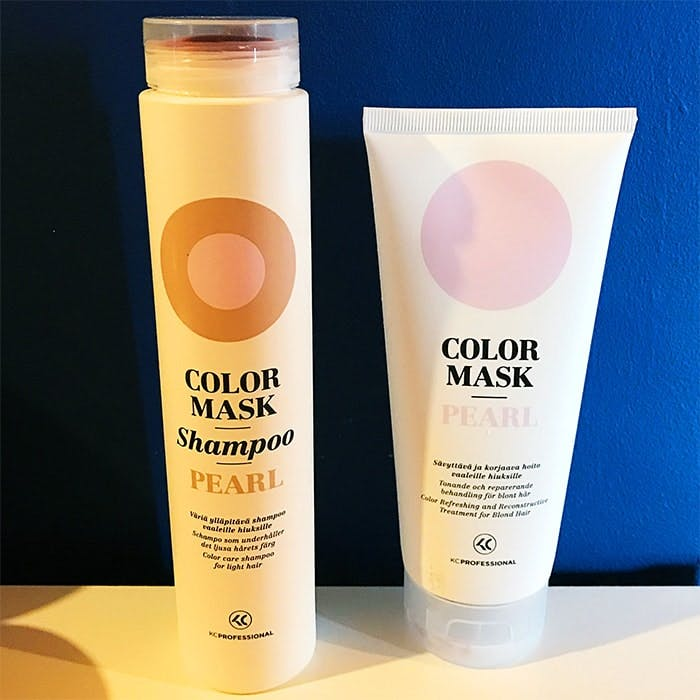 Color Mask Pearl Shampoo & Mask