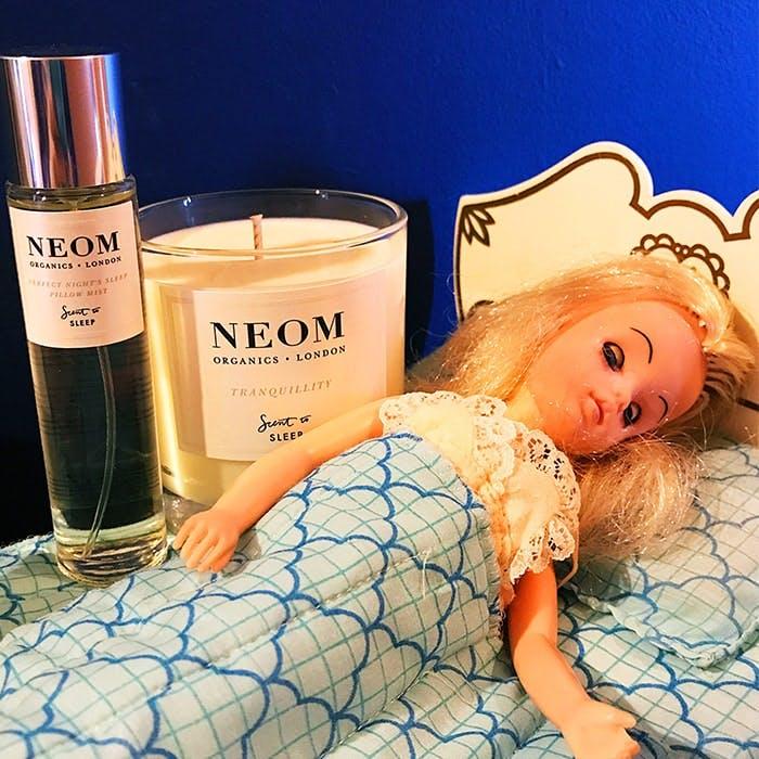 Get some Sleep with Neom!