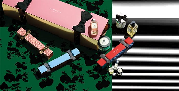 Go crackers for Jo Malone London this Christmas!