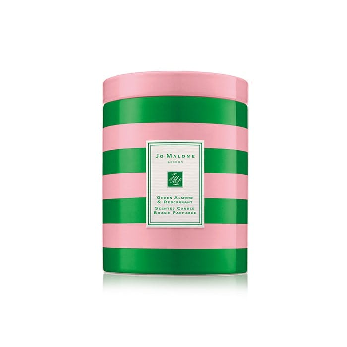JO Malone London Green Almond & Redcurrant Ceramic Candle