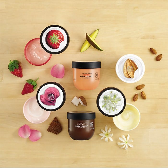 Vegan Body Yoghurt from The Body Shop – 5pm Spa & Beauty – Health and  beauty news, offers, promotions and general musings