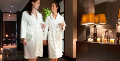 £99 for a Spa Day with Afternoon Tea + Detox Smoothies for 2
