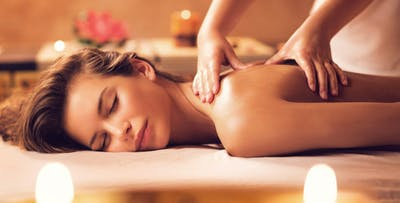 £39 for a Winter Warmer Package with Ear Candling, Back Neck & Shoulder Massage & Facial