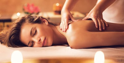 £35 for a Pick & Mix Pamper Package