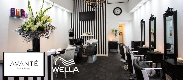 £38 for a Tint Regrowth with Luxury Conditioning Treatment & Blow Dry