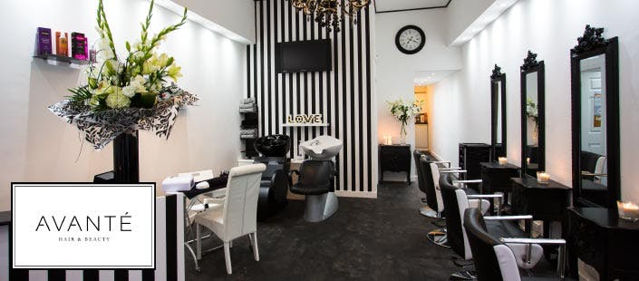 £39 for Semi Permanent Glossing or Tint Regrowth with Luxury Conditioning Treatment & Blow Dry