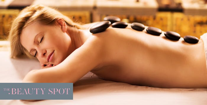 £25 for a Dermalogica Facial + Hot Stone Massage & Back Scrub with Body Butter