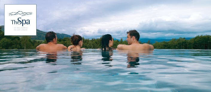 £89 for a Spa Day with Thermal Experience + Treatment for 1