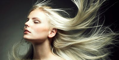 £12 for a Cut & Blow Dry with Morrocan Oil Treatment
