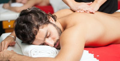 £39 for a Men's Relaxation Pamper Package