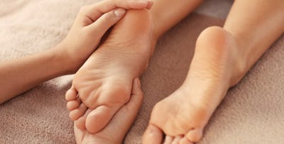£20 for Reflexology with Foot Massage