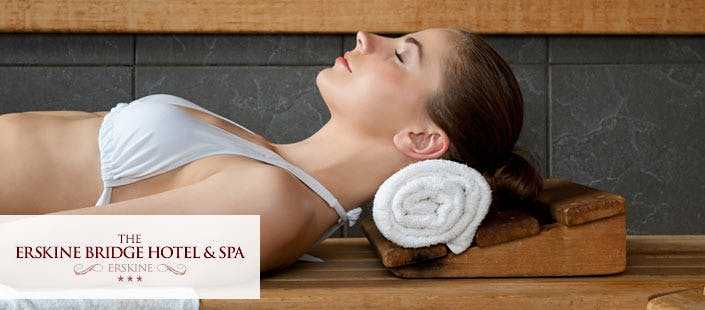 £35 for a Stress Relief Spa Day