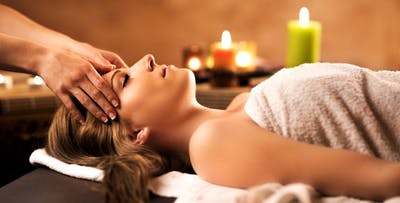 £24 for a Valentine's Pamper Package including Facial, Deep Tissue Massage + Gel Polish