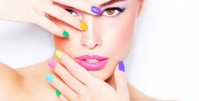 £12 for a Shellac Manicure