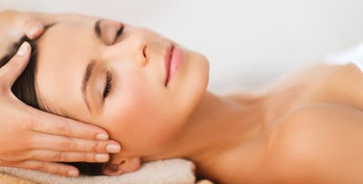£35 for a 5-Step Facial + Aroma Face & Scalp Massage