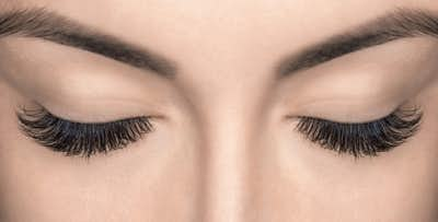 Volumised Russian Semi-Permanent Lashes + Option of HD Brows, from £25