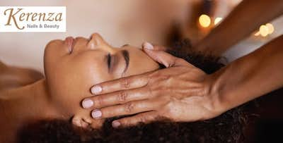 Back, Neck & Shoulder Massage + Mini-Facial, Facial Peel or Microdermabrasion Sessions; from £19