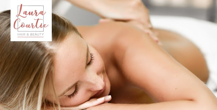 £10 for a Luxury Facial + Mini Massage