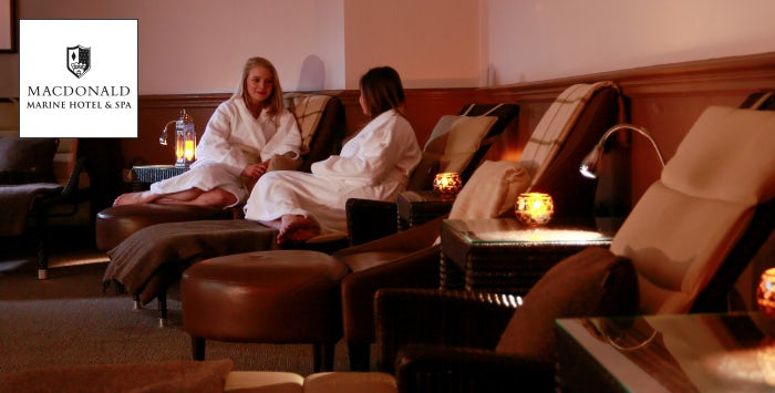 Spa Day with 2 Treatments, Cream Tea, Prosecco + Use of Facilities, from £60