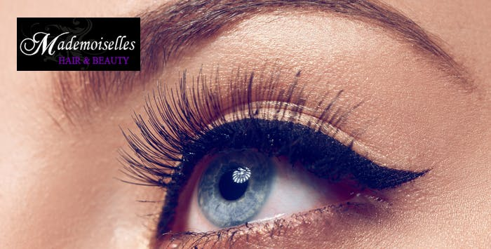 £19 for HD Brows + Full Set of Party Lashes