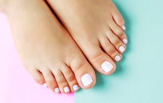 'Fabulous Feet' Treatment