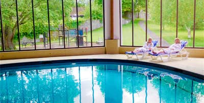 Spa Day with Treatments, 2 Course Lunch & Use of Spa Facilities for 1 or 2