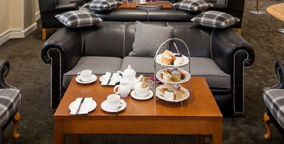 £32 for an Afternoon Tea with Guided Tour for 2