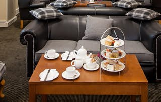 Afternoon Tea + Tour for 2