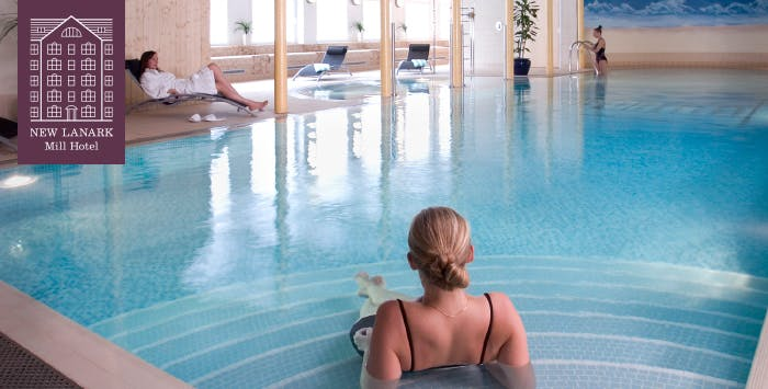 £79 for a Spa Day with 2 Treatments, Lunch & Prosecco for 2