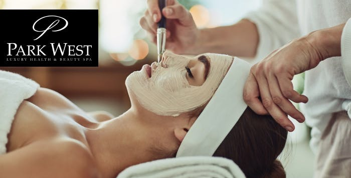 £44 for a Choice of 3 Spa Treatments + Glass of Bubbly for 1