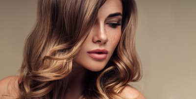 Cut & Blow Dry with Optional Half Head Highlights, from £15