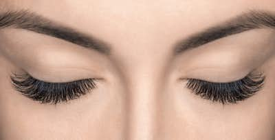 Semi-Permanent Lashes + Optional Petra Definition Brows; from £30
