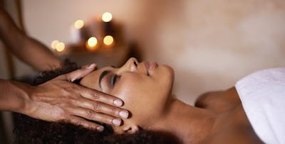 £39 for a Body Indulgence Package including Full Body Aromatherapy Swedish Massage, Indian Head Massage & Express Facial
