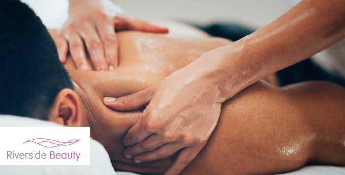 £21 for a Back & Shoulder Massage