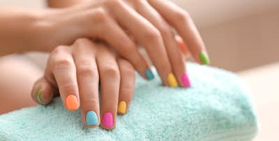 £15 for Gel Fingers & Toes