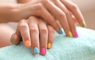 Gel Fingers & Toes