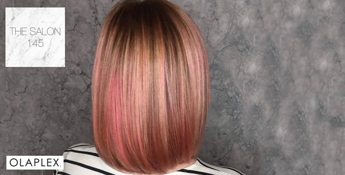 £19 for Olaplex Treatment + Blow Dry