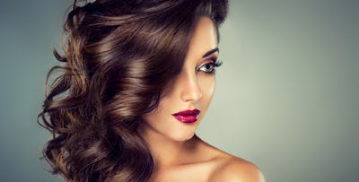 £12.50 for a Rebonding Treatment + Bouncy Blow Dry