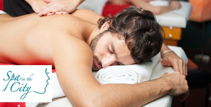 £49 for a Couple's Spa Day with Massage
